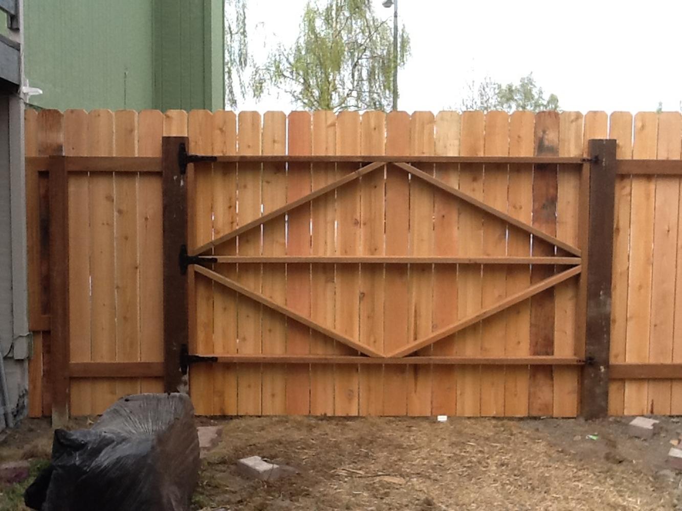 Alaska Fence and Deck Install 4