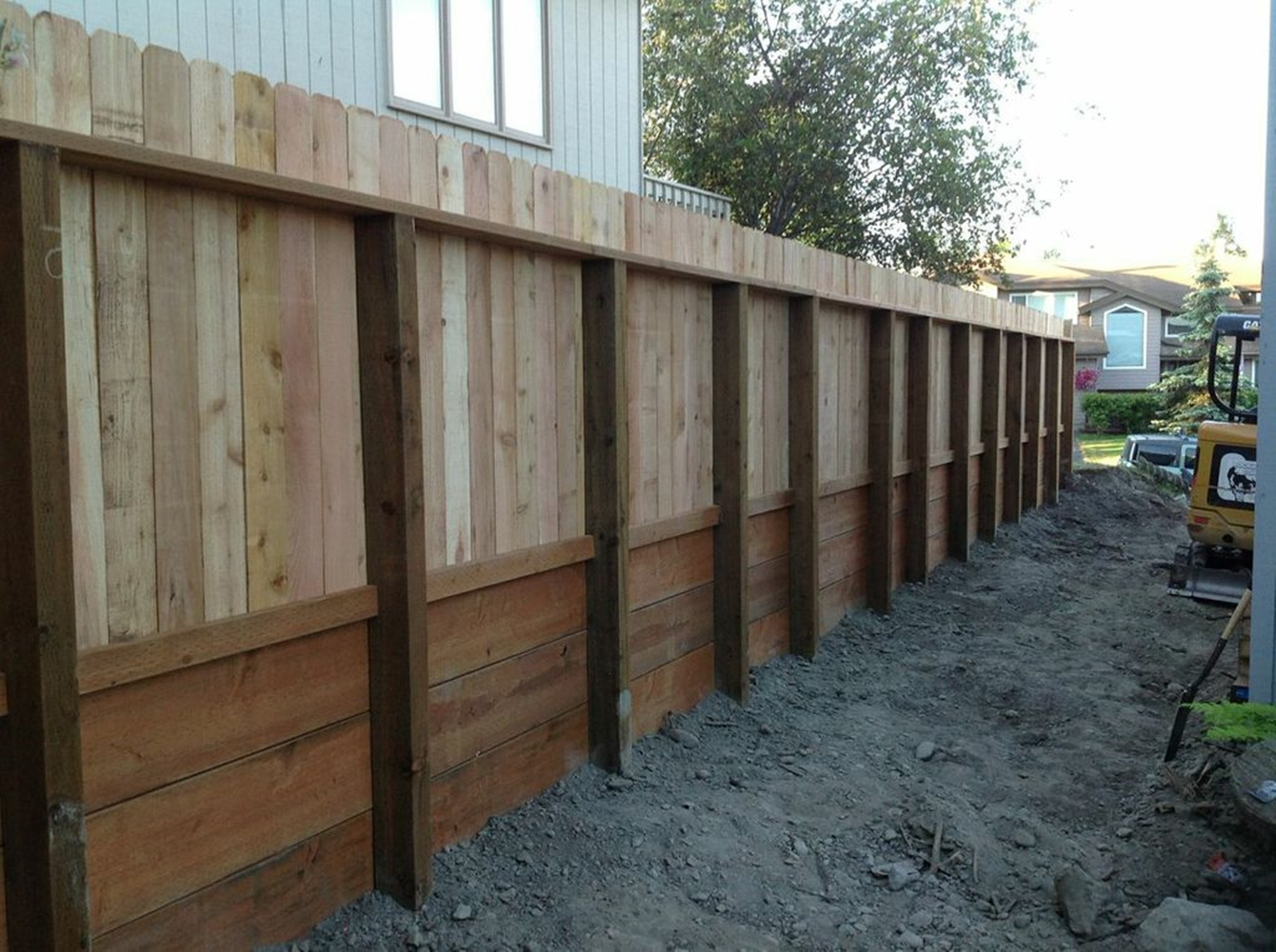 Alaska Fence and Deck Install 5