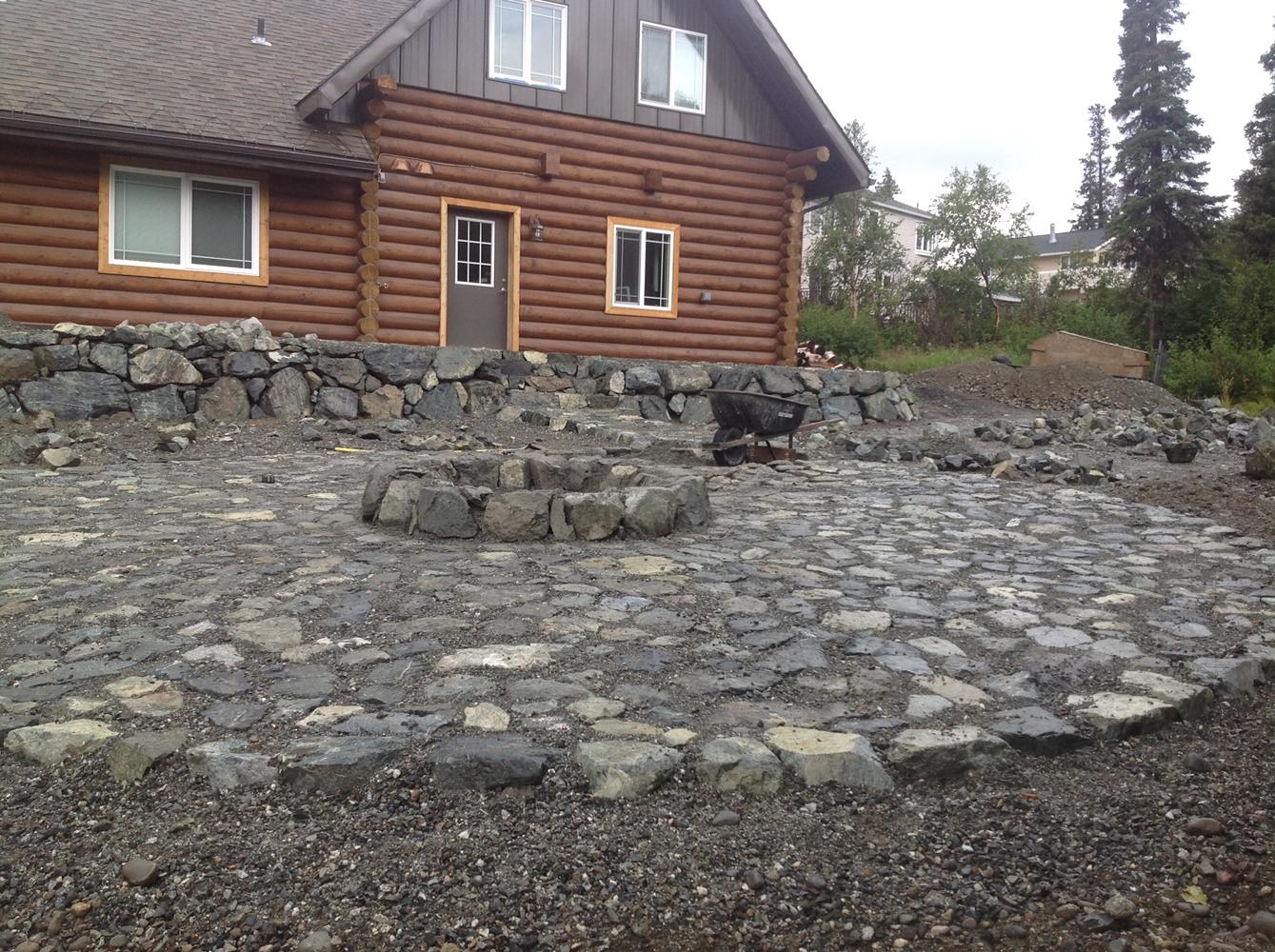 Alaska Paver Install 6