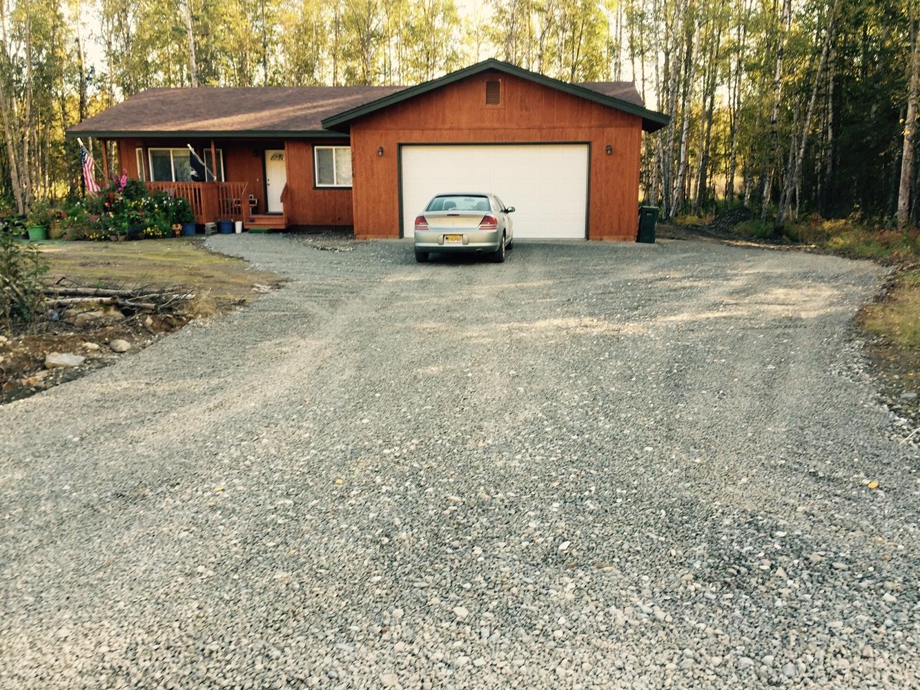 Driveway Installation Alaska 5