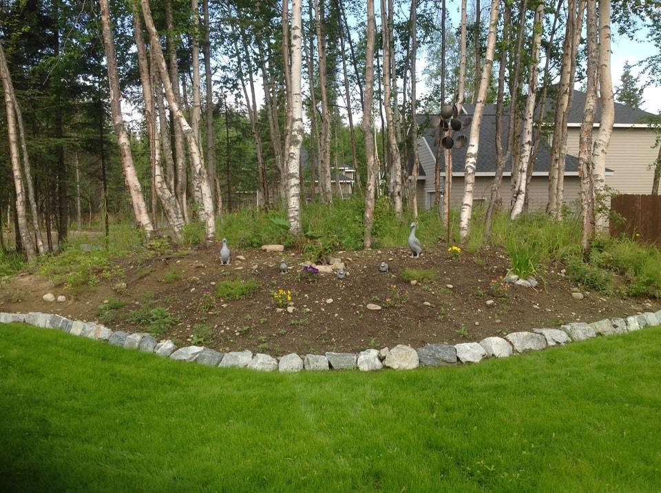 Alaska landscaping services
