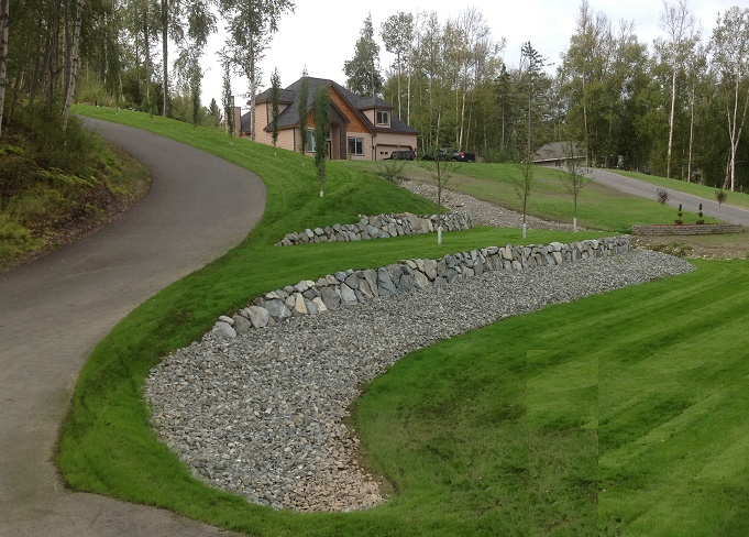 How To Stop Hillside Erosion On Your Property Rock